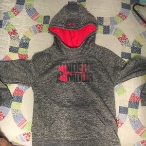 Youth large under armor hoodie